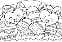 Coloring Pages for Kids for Easter - Easter Coloring Pages Best Coloring Pages for Kids to Print