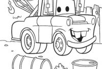 Coloring Pages Cars 2 - Edge Mater Coloring Pages Cars 2 for Kids Prin Unknown Download