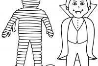 Mummy Coloring Pages - Egyptian Mummy Coloring Pages Free and Animage Me at Bertmilne Gallery