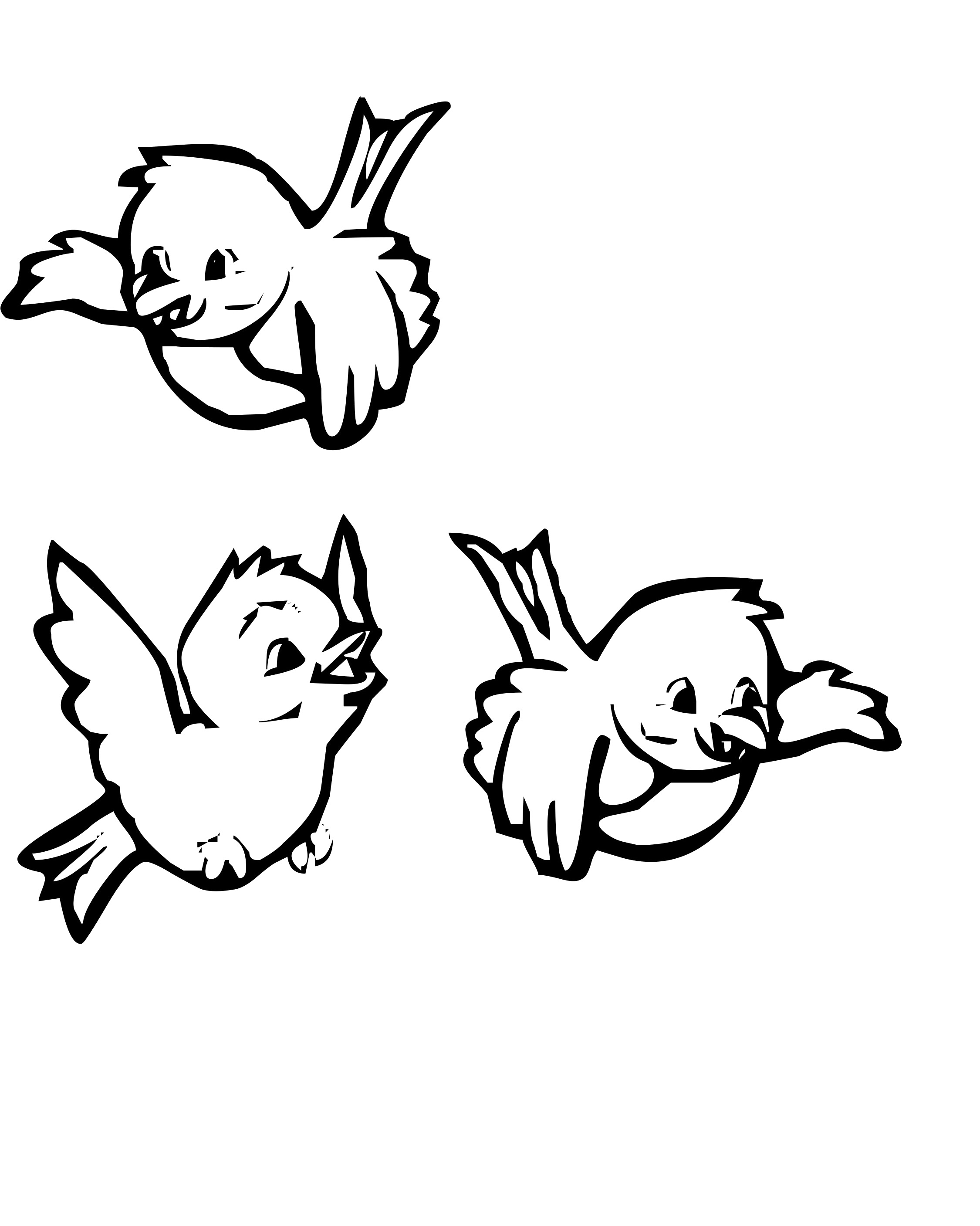 Coloring Pages Birds Collection 10d - Free For Children