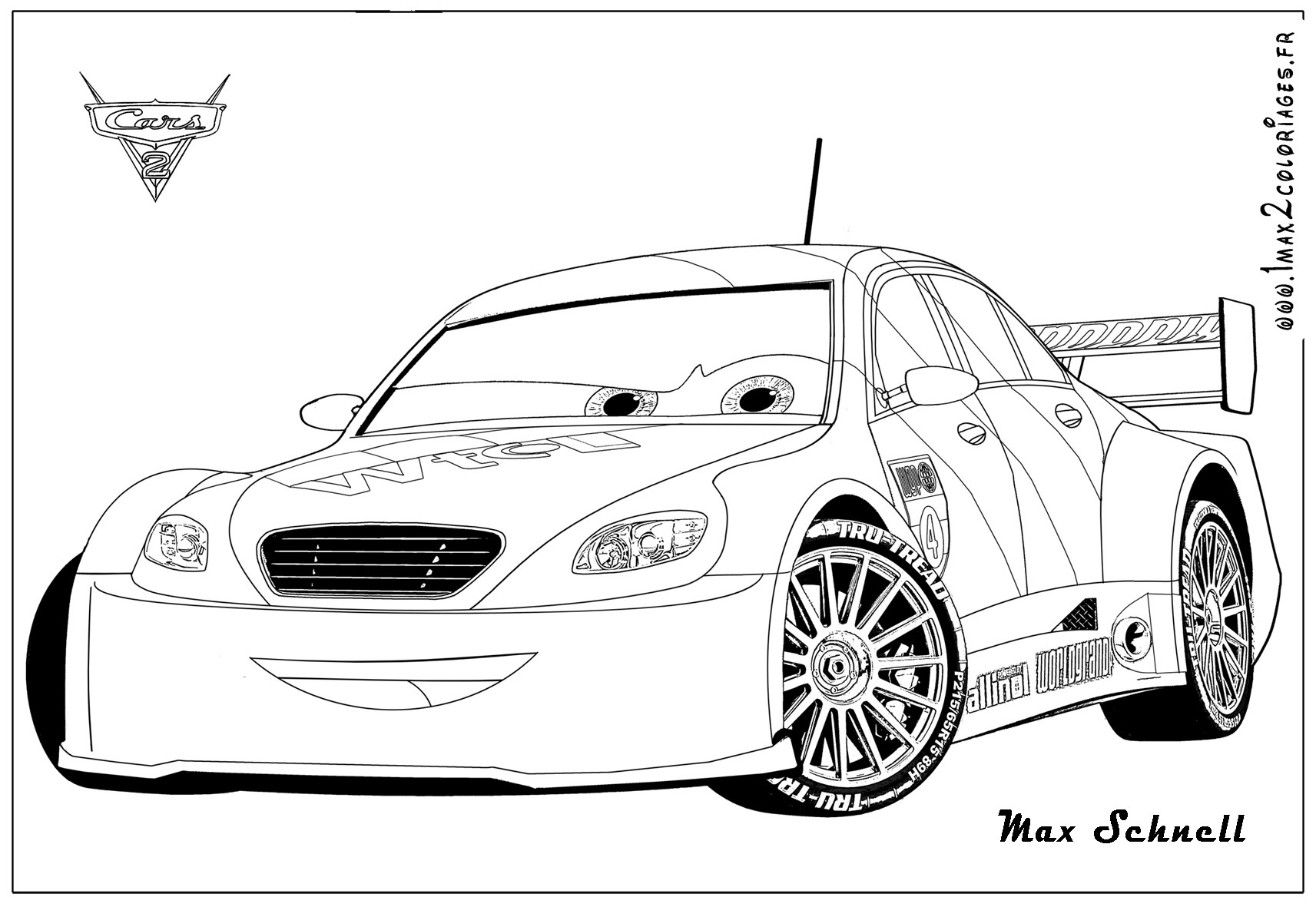 Elegant Cars 2 Coloring Pages to Print Of Disney Car Coloring Pages Cars Free Download