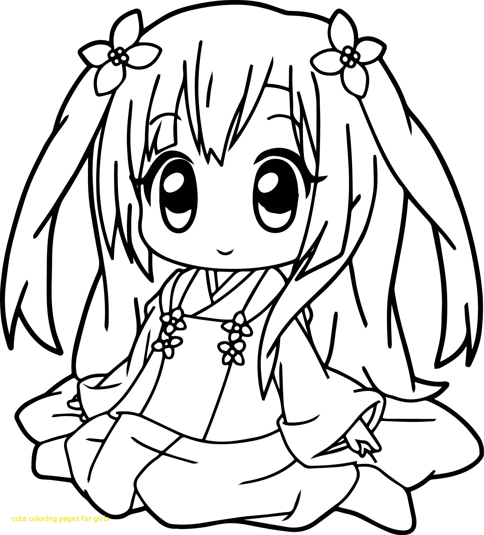Expert Cute Coloring Anime Pages 5 99 Unknown to Print Of Cute Coloring Pages for Girls Printable Kids Colouring Pages Kids Gallery