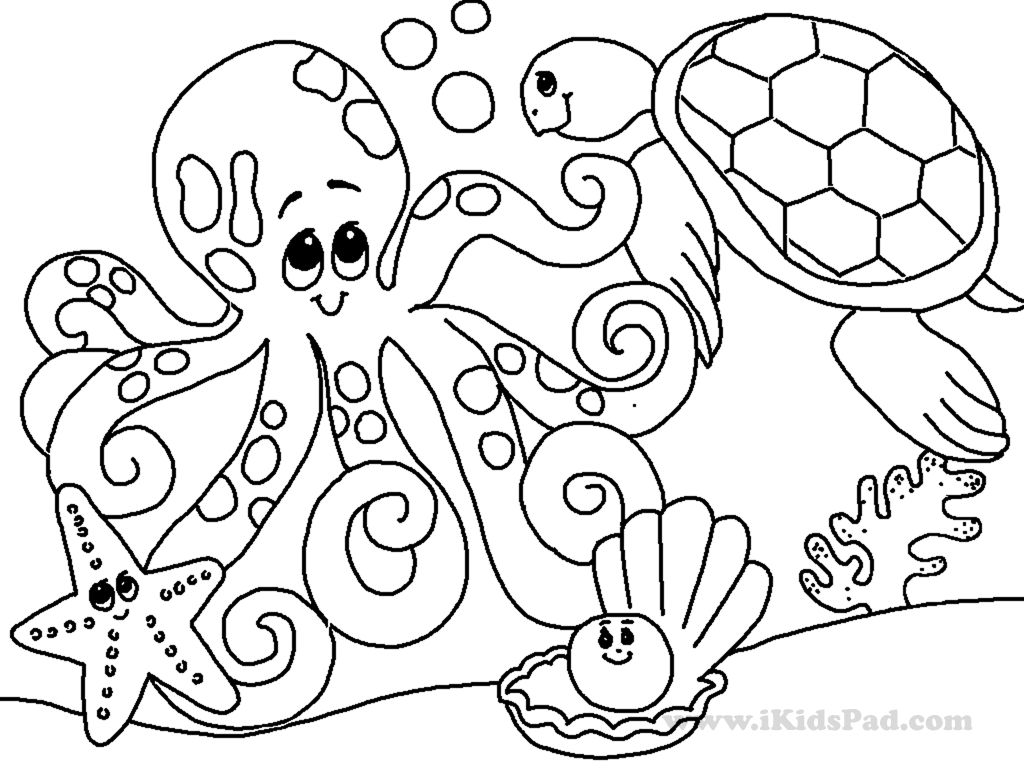 Free Printable Animal Coloring Pages 21 with Best Bertmilne ...