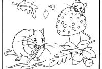 Autumn Coloring Pages Printable - Fall Coloring Pages Printable Printable