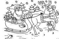 Christmas Coloring Pages Printable Free - Father Christmas Colouring Pages to Print Christmas Coloring Pages to Print