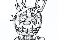 Fnaf Printable Coloring Pages - Five Nights at Freddys Fnaf Coloring Pages Colotring Sketch Gallery