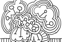 Abstract Coloring Pages Online - Free Abstract Coloring Pages Seekliza Printable