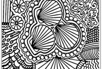 Abstract Coloring Pages Online - Free Adult Coloring Sheets Google Search Printable
