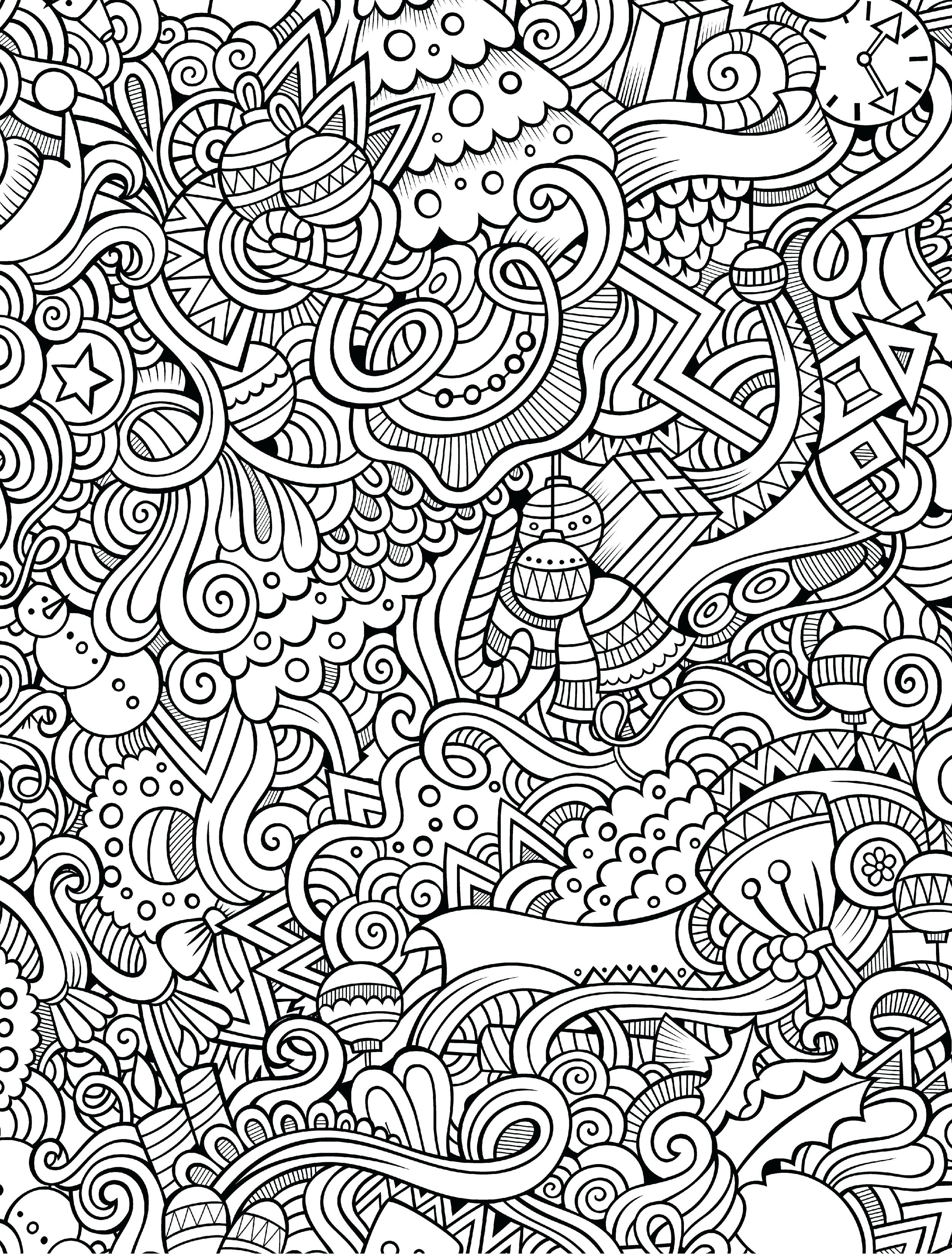 Coloring Pages for Dementia Patients Download Free