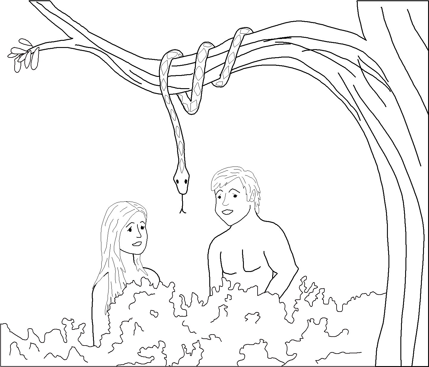bible coloring pages free download - photo#22