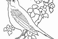 Coloring Pages Birds - Free Bird Coloring Pages Awesome Best Od Dog Coloring Pages Free Gallery