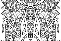 Coloring Pages for Dementia Patients - Free Colouring Page Dragonfly Thing by Welshpixieviantart Gallery