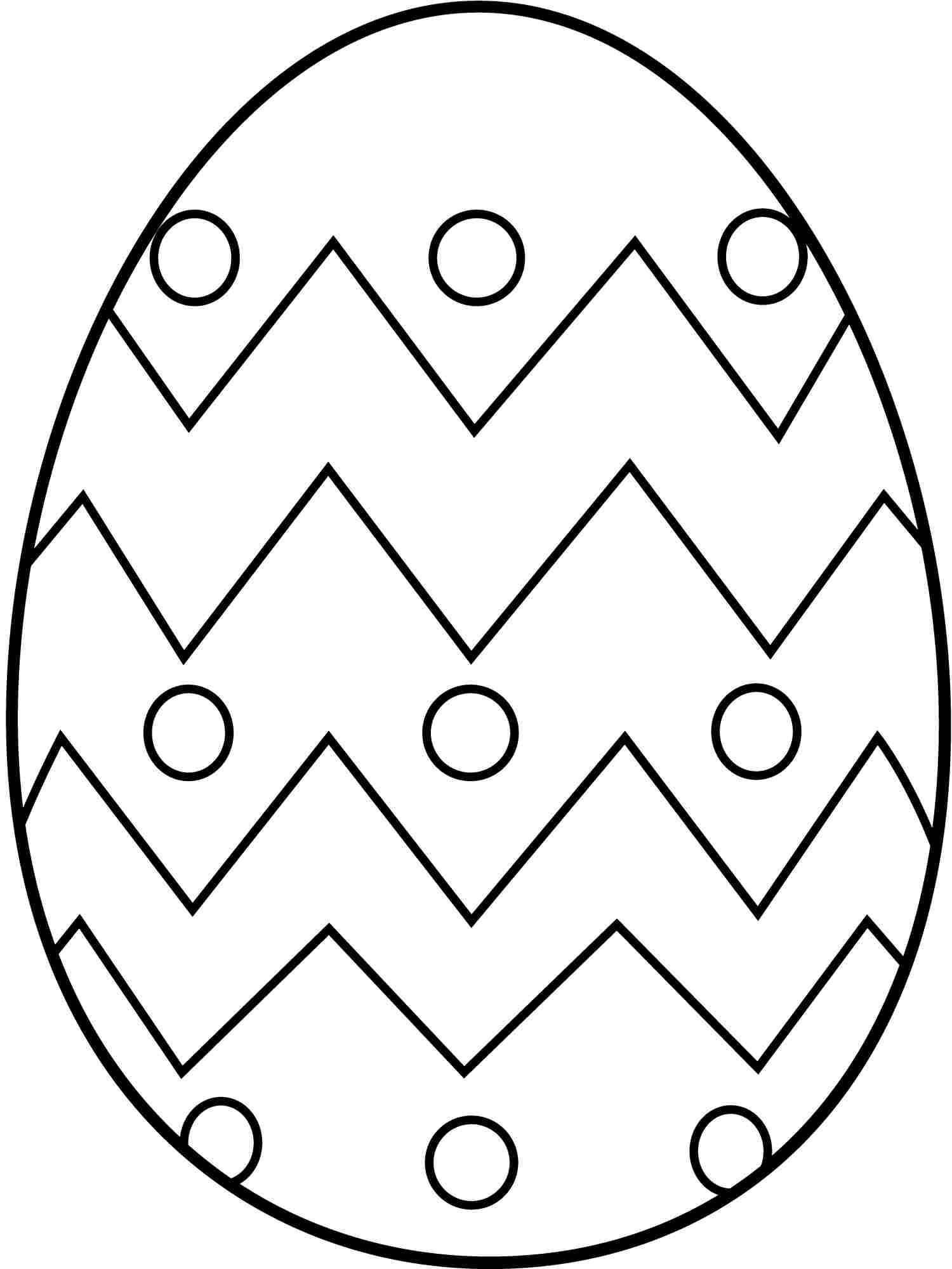 Free Easter Egg Coloring Pages for Kids the Art Jinni Gallery Of Easter Egg Designs Coloring Pages to Print