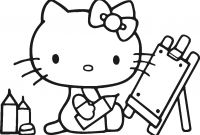 Hello Kitty Free Printable Coloring Pages - Free Hello Kitty Coloring Pages Luxury Printable Coloring Pages Printable