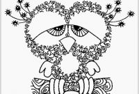 Abstract Coloring Pages Online - Free Line Adult Coloring Pages Collection