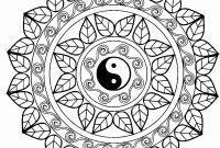 Mandala Coloring Pages to Print - Free Mandala Coloring Pages Unique Free Coloring Pages Printable New Gallery