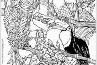 Coloring Pages Birds - Free Printable Adult Coloring Pages Birds to Print Gallery