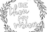 Free Scripture Coloring Pages - Free Printable Adult Coloring Pages Hymns & Scripture Our Download