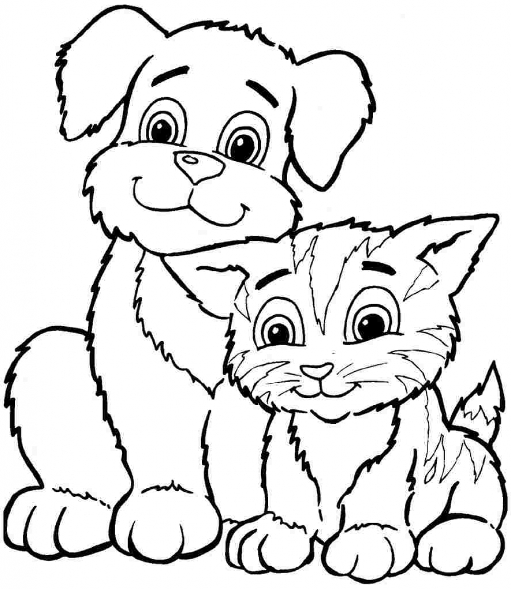 Printable Jungle Animal Coloring Pages Printable Coloring Page ...