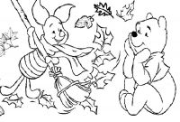 Autumn Coloring Pages Printable - Free Printable Fall Coloring Pages isolution Download
