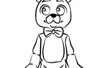 Fnaf Printable Coloring Pages - Free Printable Five Nights at Freddy S Coloring Pages Fnaf Coloring Gallery