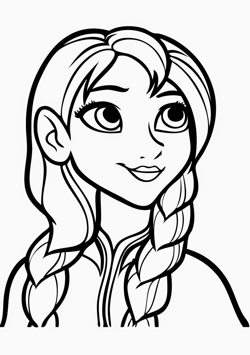 Free Coloring Pages Of Frozen Collection 16j - Save it to your computer