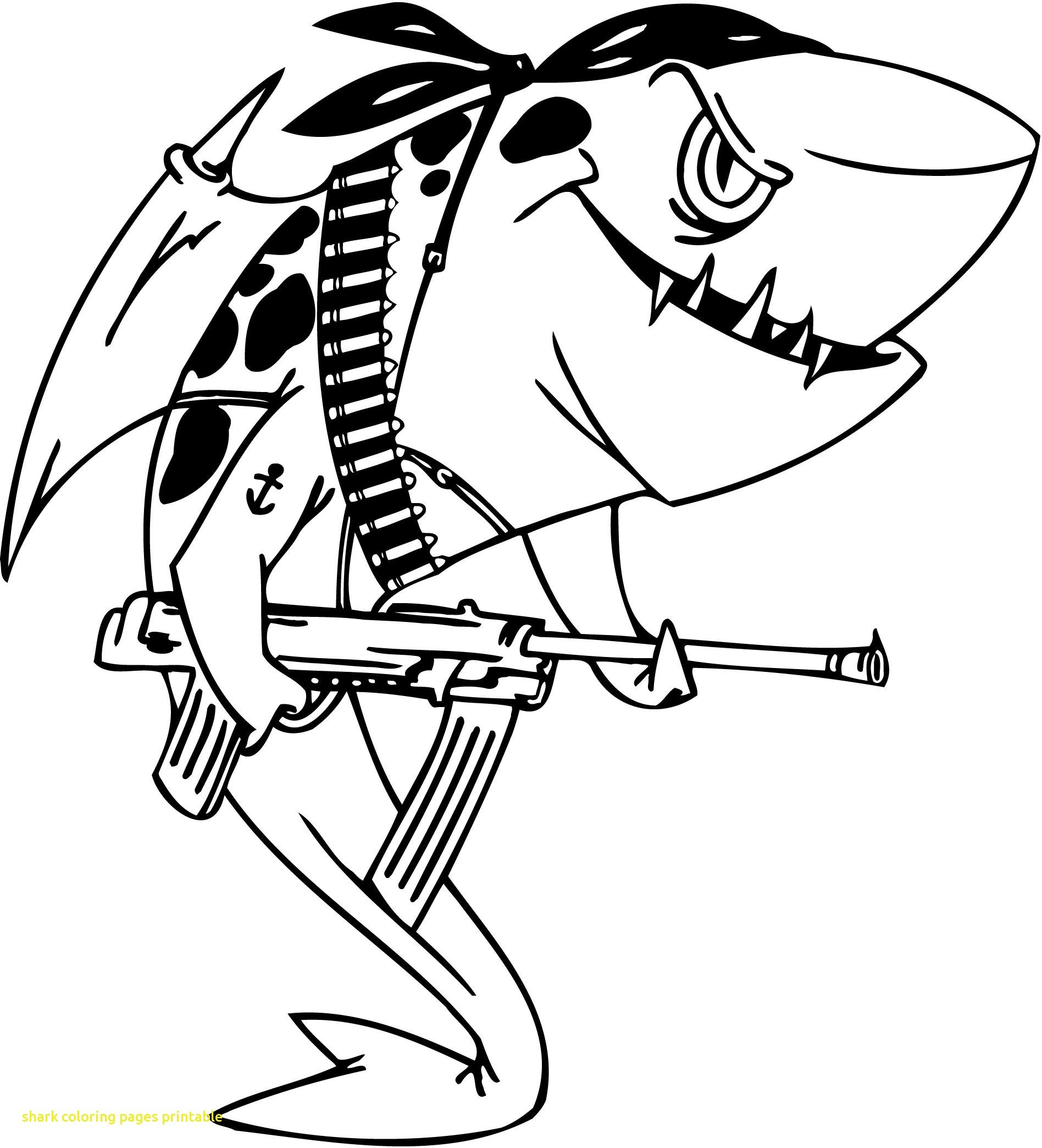 great white shark coloring pages to print free coloring sheets