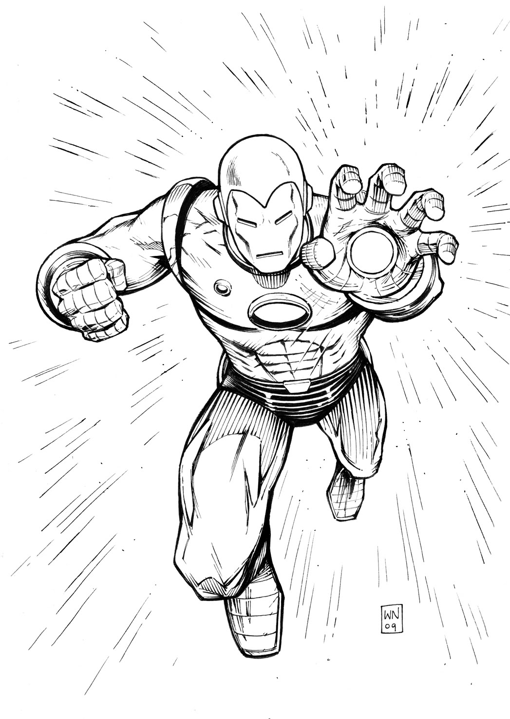 Printable Avengers Coloring Pages to Print | Free Coloring ...