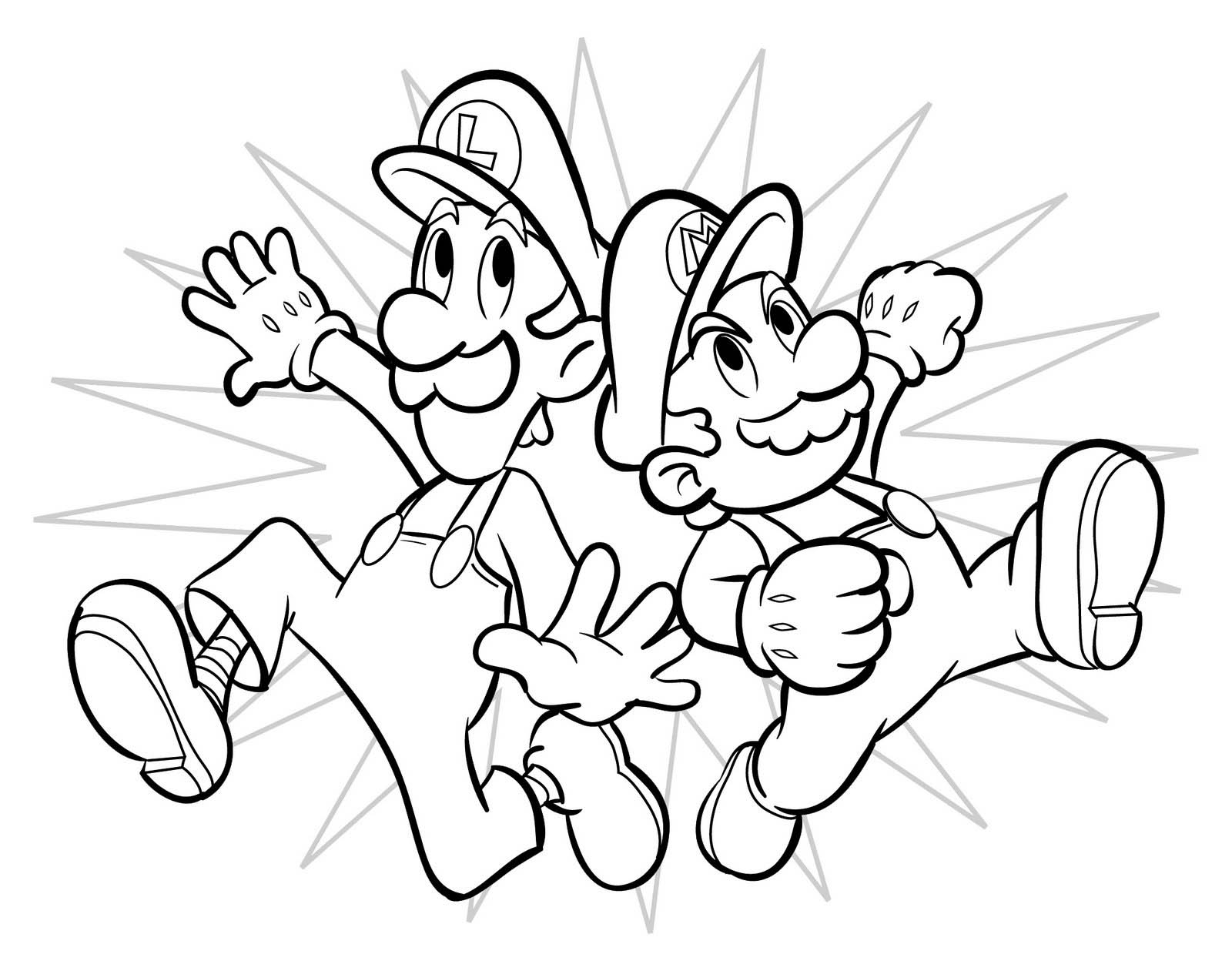 Free Printable Mario Coloring Pages for Kids Download Of Super Mario Bros Coloring Pages to Print