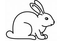 Coloring Pages Of A Rabbit - Free Printable Rabbit Coloring Pages for Kids Download