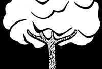 Tree Coloring Pages - Free Printable Tree Coloring Pages for Kids 14 Pics How to Draw to Print