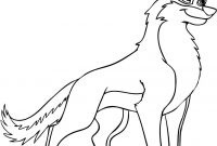 Wolf Coloring Pages Printable - Free Printable Wolf Coloring Pages for Kids Gallery