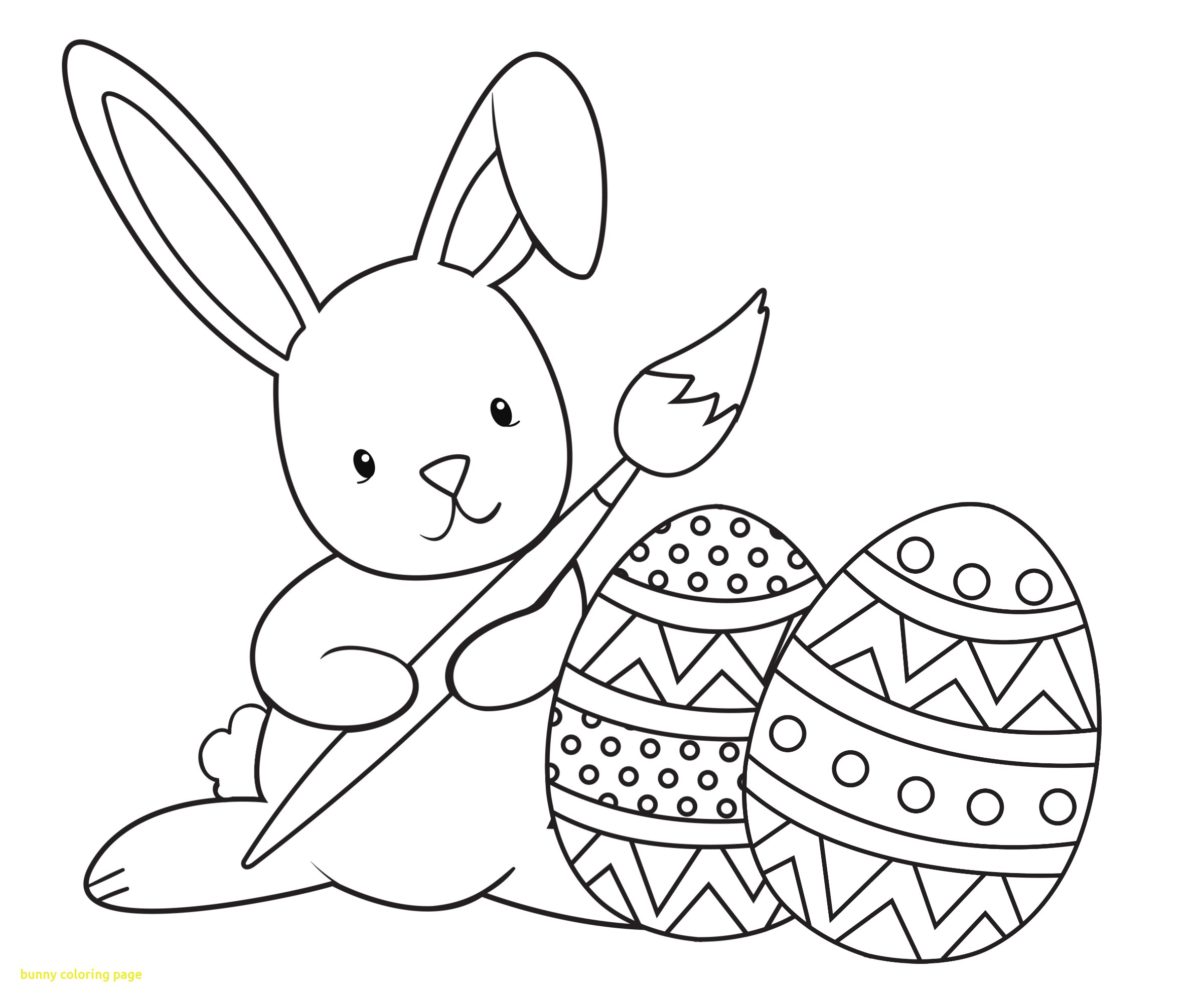 Fresh Coloring Pages A Rabbit Perfect Bunny 4 with 5690 Collection Of Remarkable Realistic Bunny Coloring Pages Rabb Unknown Download