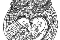 Mandala Coloring Pages to Print - Fresh Owl Mandala Coloring Pages Design Printable Coloring Sheet to Print