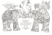 Mandala Coloring Pages to Print - Fresh Printable 18 Elephant Mandala Coloring Pages 5427 Best Animal Download