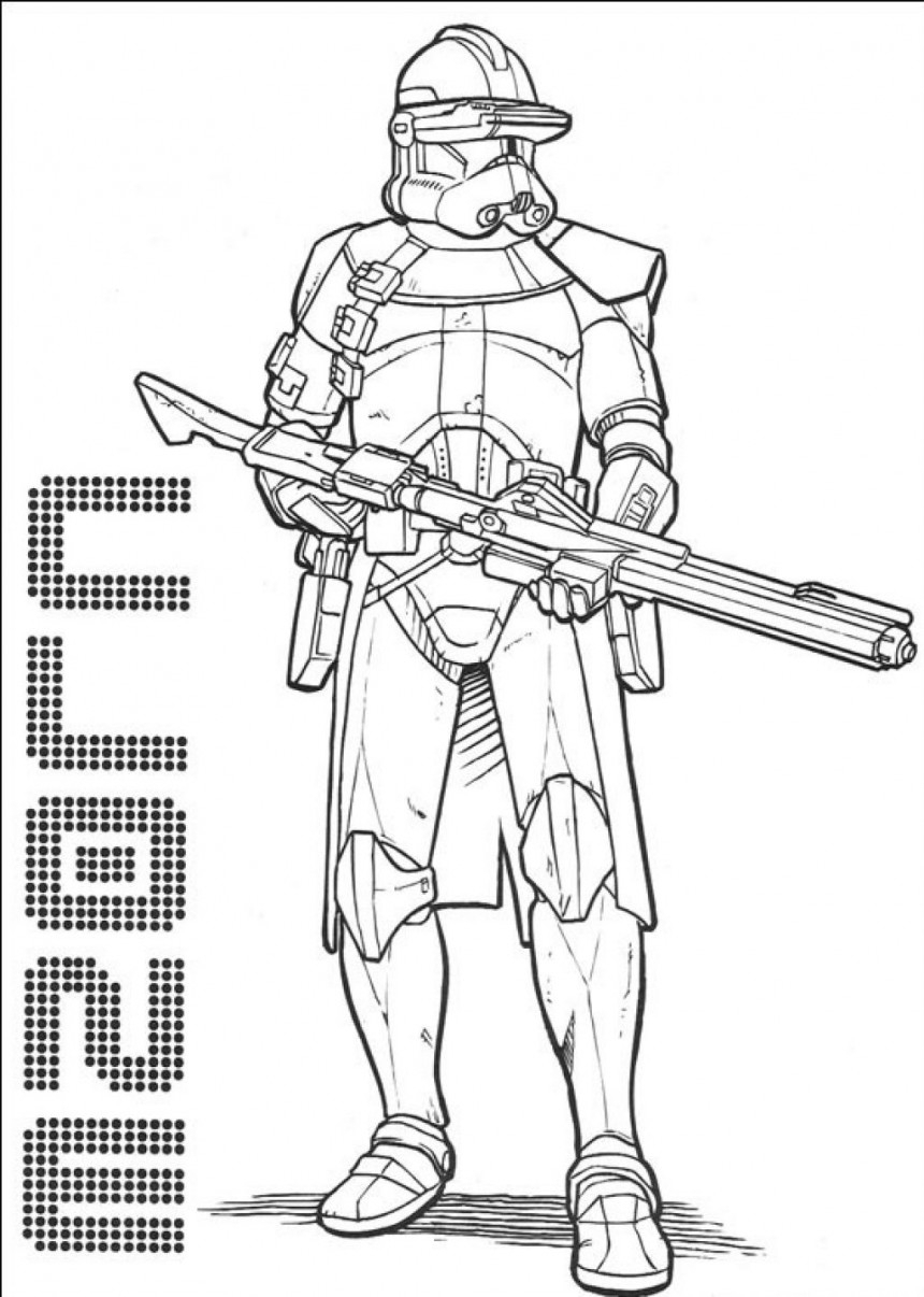 Star Wars Free Coloring Pages - Fresh Star Wars Coloring Pages to Print