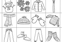 Mystery Coloring Pages - Fresh Winter Clothes Coloring Page Free Coloring Pages Summer Printable