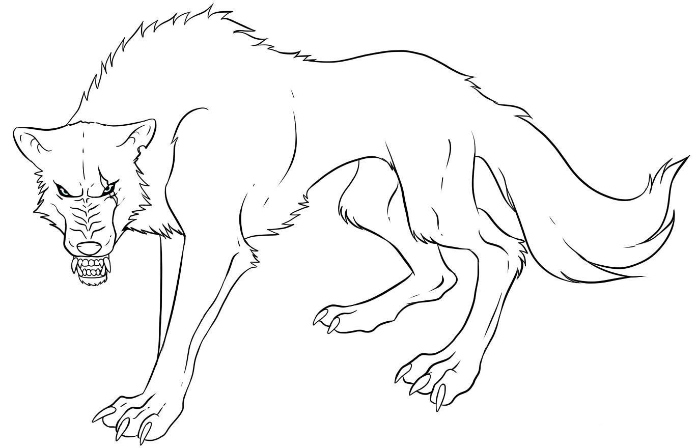 Fresh Wolf Coloring Page Design to Print Of Wolves Coloring Pages Wolf Coloring Pages Free Coloring Pages Collection
