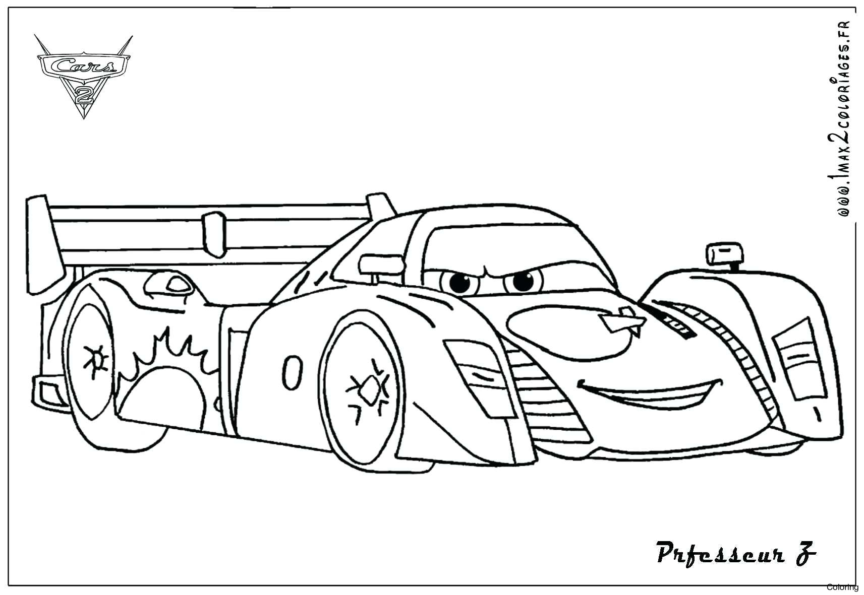 Full Size Car Coloring Pages Race 112 Outstanding Disney Cars 2 Gallery Of Disney Car Coloring Pages Cars Free Download