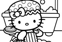 Hello Kitty Free Printable Coloring Pages - Fundamentals Hello Kitty Coloring Pages Free Line Game Wonderful 5 Collection