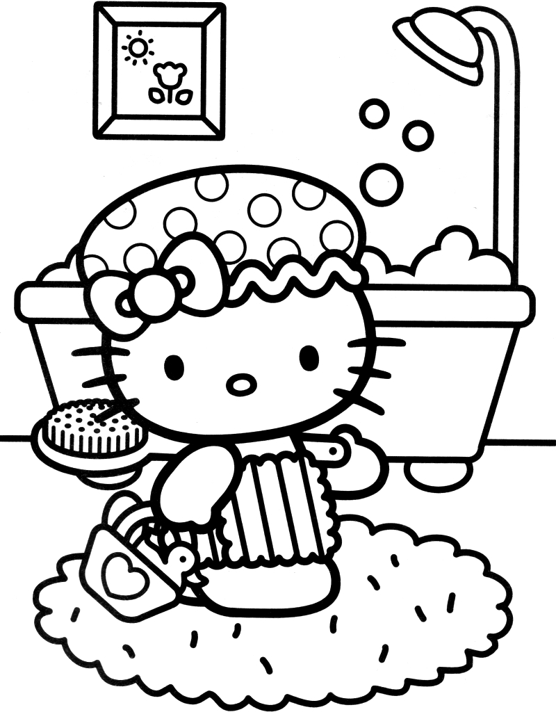 Fundamentals Hello Kitty Coloring Pages Free Line Game Wonderful 5 Collection Of Proven Coloring Pages to Print Hello Kitty 2895 Unknown Printable