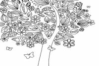 Autumn Coloring Pages Printable - Get This Autumn Coloring Pages for Adults Free Printable Tpl76 Download