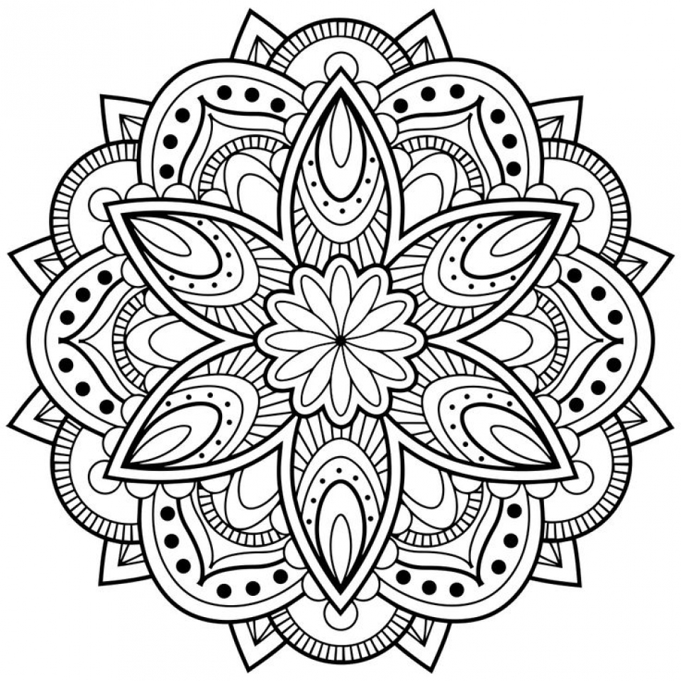 Get This Printable Abstract Coloring Pages Line Printable Of Snowflake Coloring Pages for Adults Coloring Pages Inspiring Printable