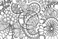 Abstract Coloring Pages Online - Hard Coloring Pages Abstract Coloring Pages Line Collection