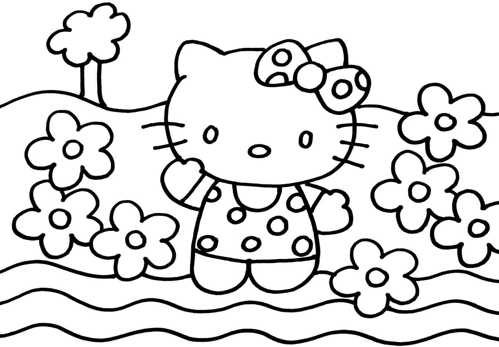 Hello Kitty Printable Coloring Pages Gamz Download Of Proven Coloring Pages to Print Hello Kitty 2895 Unknown Printable