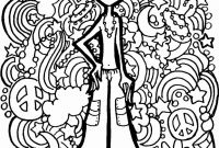 Custom Coloring Pages - Hippie Coloring Pages Pics Hippie Custom Coloring Book Coloring Book Collection