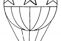 Hot Air Balloon Coloring Pages - Hot Air Balloon 16 Transportation – Printable Coloring Pages Printable