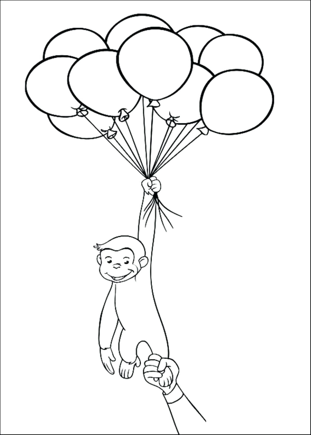 Hot Air Balloon Template Printable New Coloring Pages Balloon Download Of Hot Air Balloon Coloring Page Collection