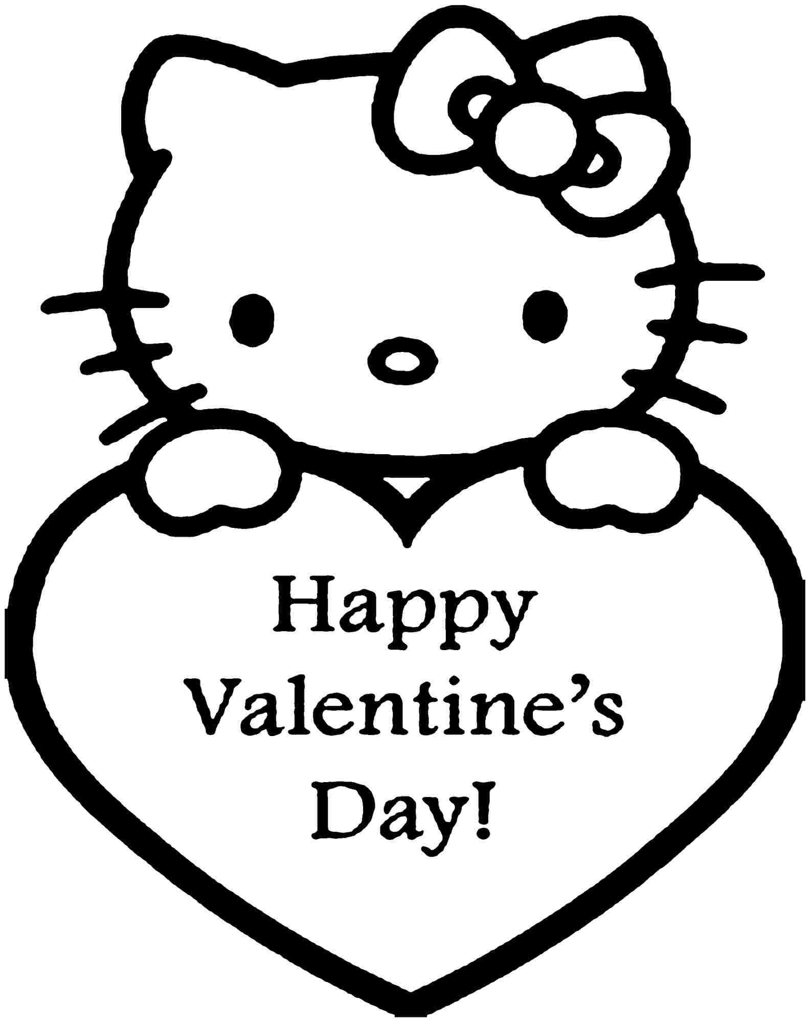 If You Desire to Obtain the Hello Kitty Valentine Coloring Sheets Gallery Of Valentines Coloring Pages Printable Remarkable Valentine to Collection