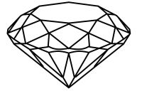 Diamond Coloring Pages - Important Baseball Diamond Coloring Pages Sugar Skull with Diamonds Collection